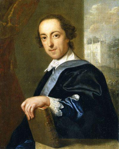 Horace Walpole und die erste Gothic Novel