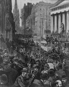 Unglückstag an der Wall Street