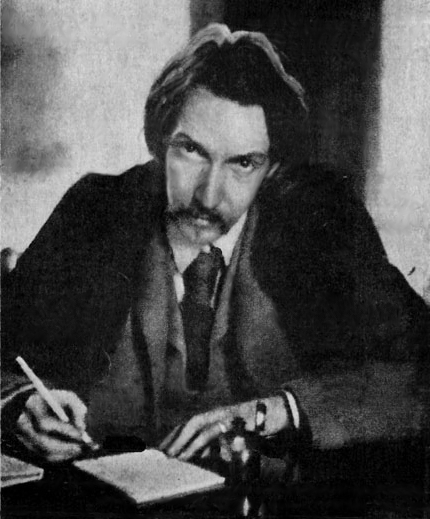 Robert Louis Stevenson (1885)