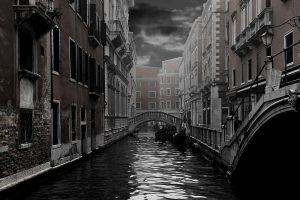 Der Geisterseher spielt im alten Venedig