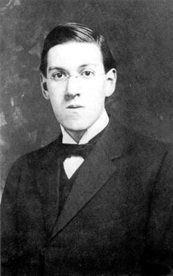 """H.P. Lovecraft - Der Autor von """"Dagon"""""""