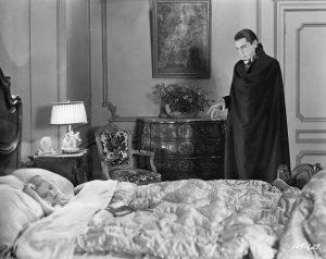 Dracula sucht Mina Seward heim