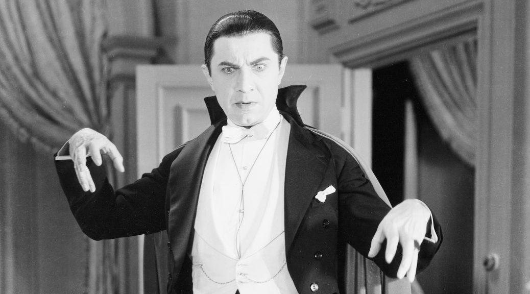Bela Lugosi ist Dracula