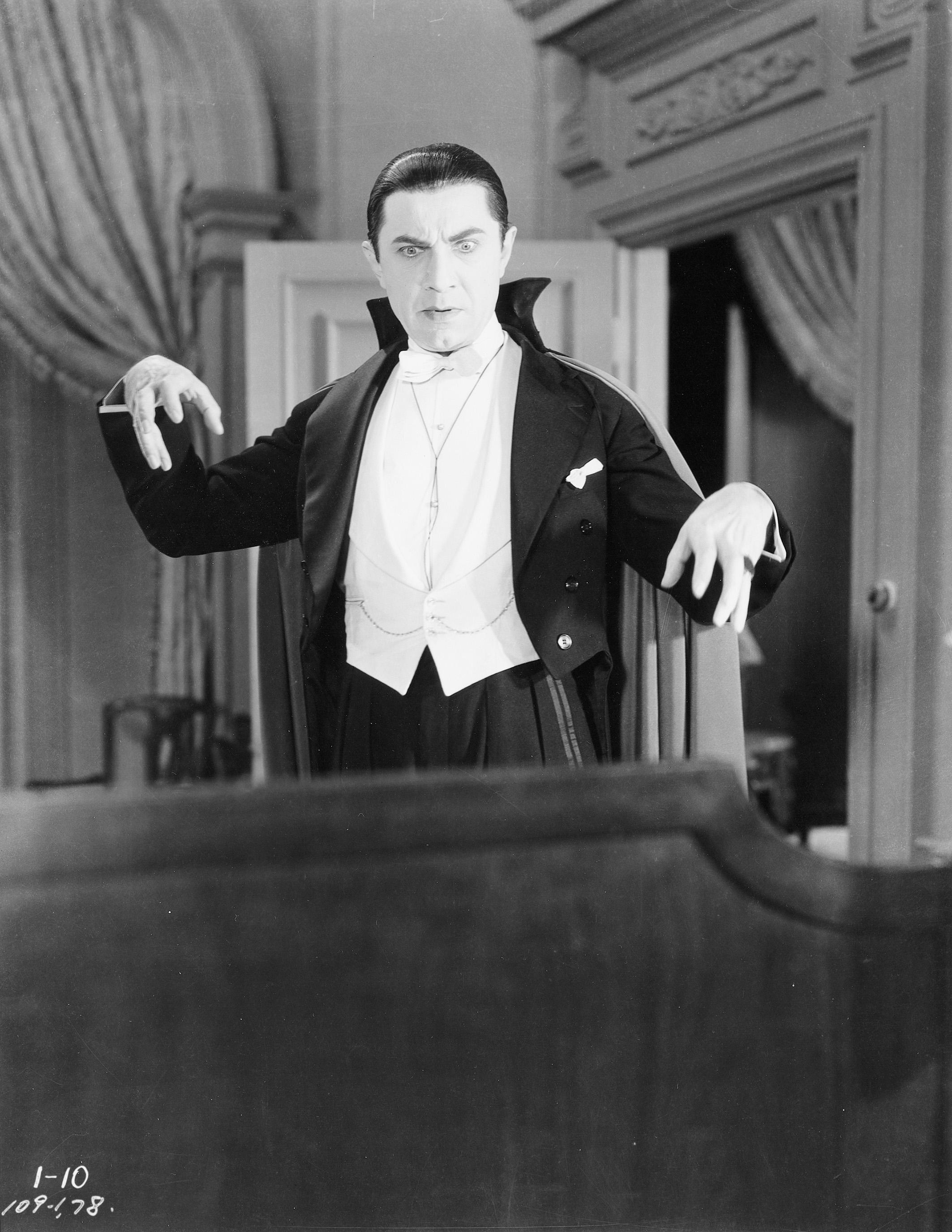 Bela Lugosi ist Dracula – Der Vampir in Schwarzweiß