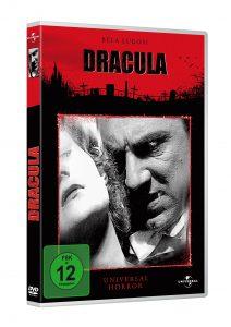 Dracula mit Bela Lugosi - Auch heute noch ein Klassiker auf DVD