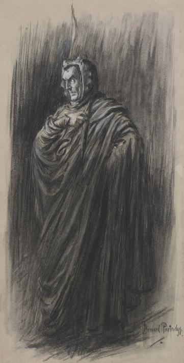 Henry Irving als Mephistoteles - Das Vorbild für Dracula?