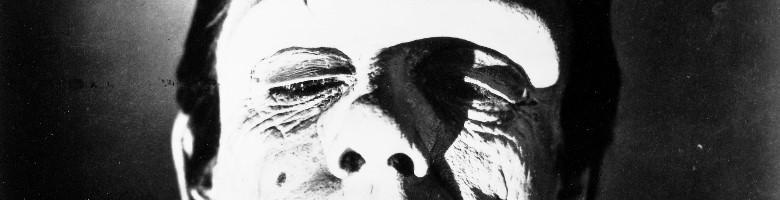Boris Karloff ist Frankensteins Monster
