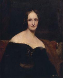 Mary Shelley - Die Autorin von Frankenstein