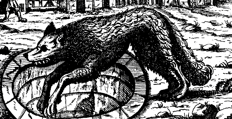 Der Werwolf von Ansbach in Neuses