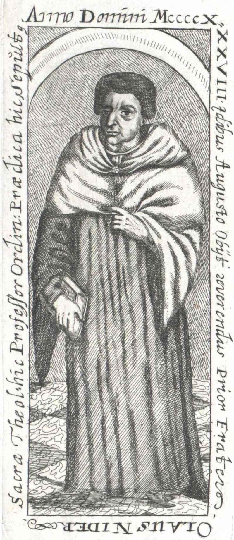 Johannes Nider - Der Dominikaner sammelt Berichte über Hexen