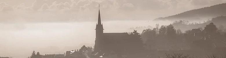 Die Geisterkirche von Paderborn