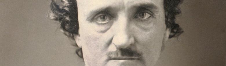 Edgar Allan Poe Tod Header